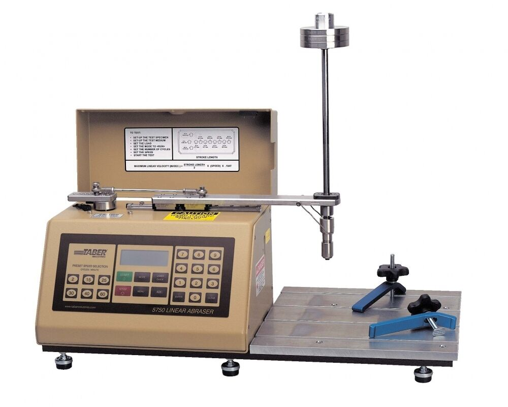 5750 Linear Abraser With T Slot