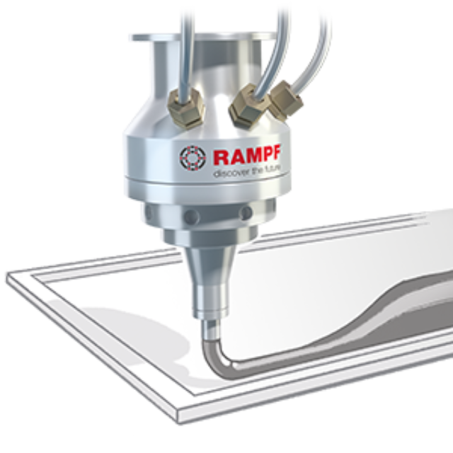 Rampf foaming systems