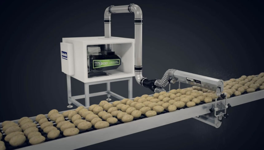 air knife drying system - air knife blower systems