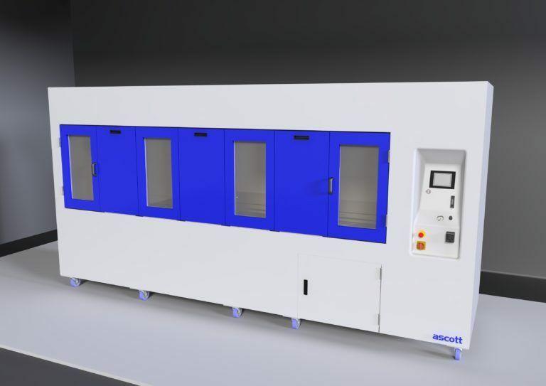 Large Ascott Corro Flex Corrosion Chamber 768X543