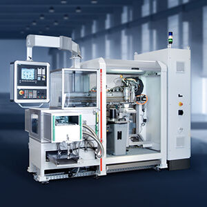 300X300 Vakuum Dosieranlage Dc Vac