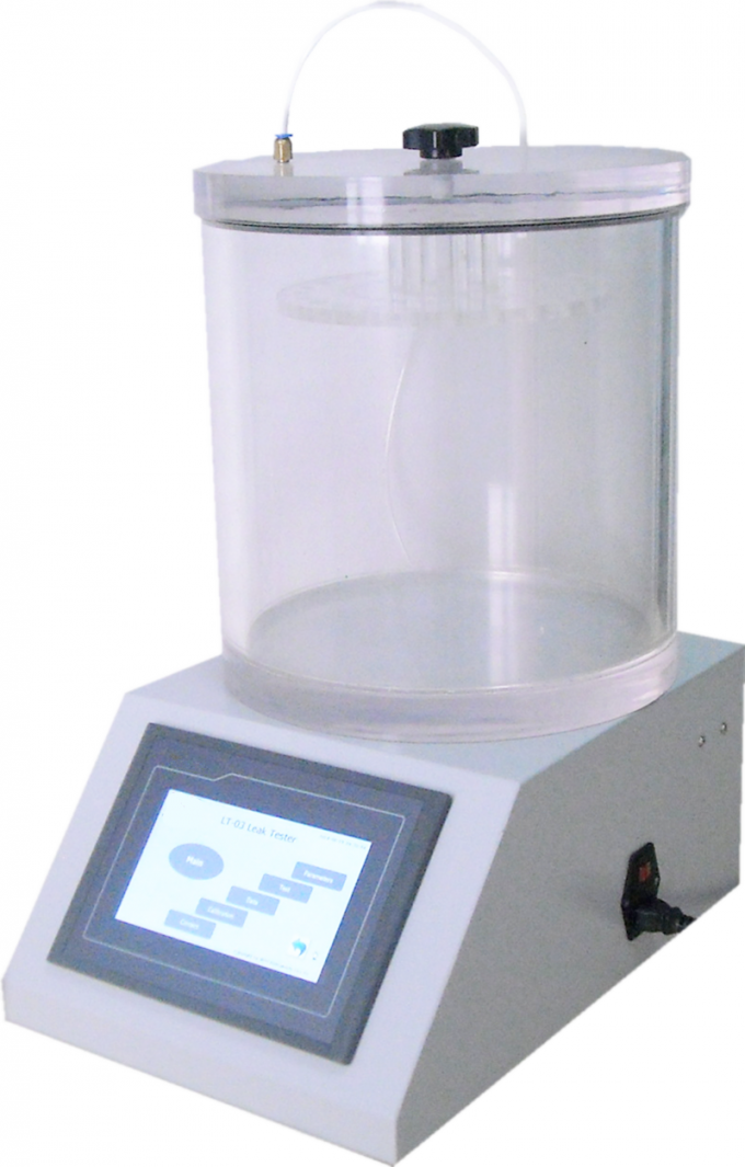 Rycolab Leak & Seal tester - Bubble Emission Method