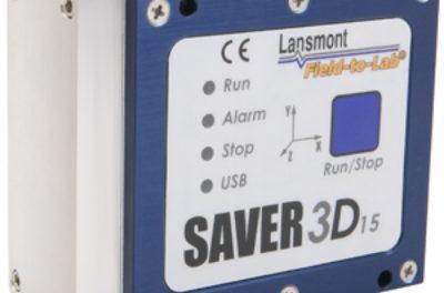 Saver 3 D15 Data Logger Standing